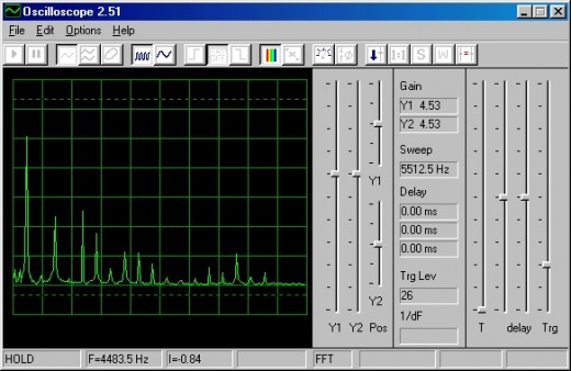 Spectrum Analyser