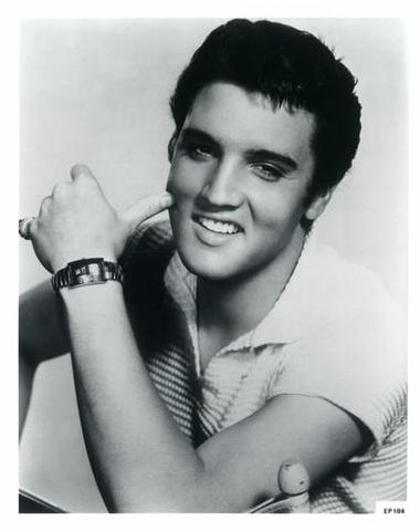 Elvis... The King?